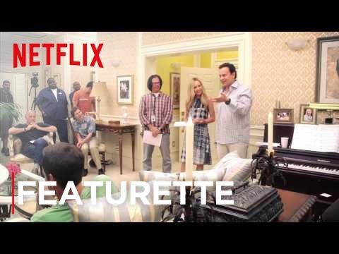 Arrested Development - Behind the Scenes | Being Back on Arrested Development | Netflix
