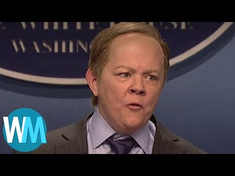 Top 10 SNL Political Parodies