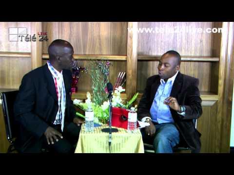 TÉLÉ 24 LIVE: Olivier Bolya: pas des concertations nationales et exige le départ de KABILA