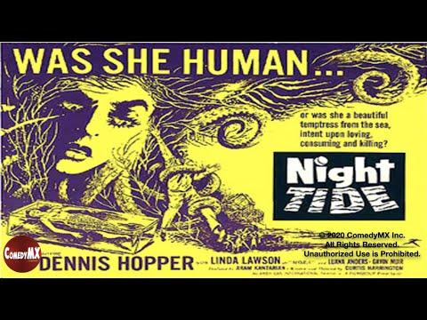 Night Tide (1961) | Full Movie | Dennis Hopper | Linda Lawson | Gavin Muir | Curtis Harrington