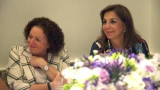 <h5>Sheikha Jawaher launches the traditional Emirati craft of 'Talli.- Asprey London</h5>