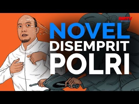 Novel Disemprit Polri