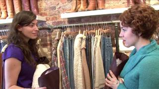 Cate Sheehy's Vintage Makeover