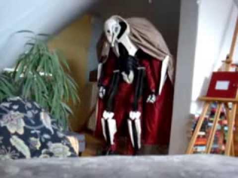 Rick´s General Grievous Kostüm -Suit....
