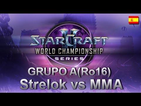 WCS EU – Grupo A(Ro16) – Strelok vs MMA – Starcraft II en Español