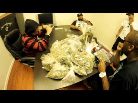 Nu Jerzey Devil (Feat. Craze Colon & Street Kash) - Kush Burners (видео)