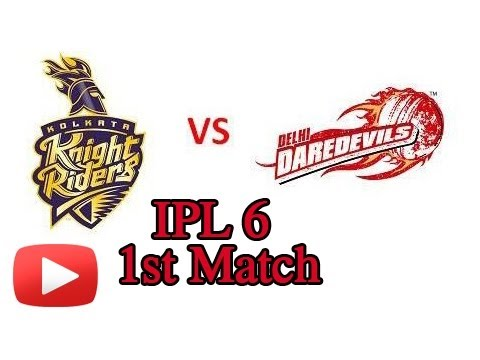 kolkota knight riders - In the T20 IPL Season 6, there are 9 teams clashing with each other in 76 matches, and this visual sports feast will last for 7 weeks with the final schedule...