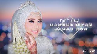 Video Full Tutorial Makeup Nikah Jaman Now MP3, 3GP, MP4, WEBM, AVI, FLV Juni 2018