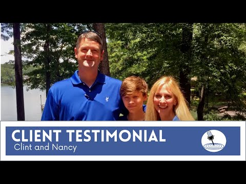Clint & Nancy - Welcome To Lake Martin!