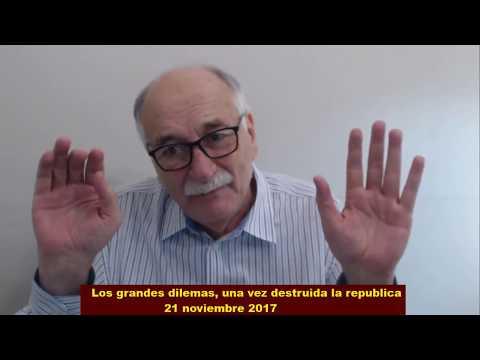 Alberto Franceschi vía #Periscope & 🔴#fbLIVE 21/11/2017