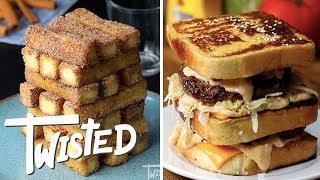 7 Giant French Toast Twists