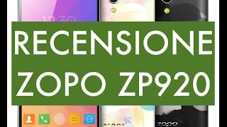 Video: Recensione Zopo ZP920: Octa Core, 64 Bit, Dual Sim ...