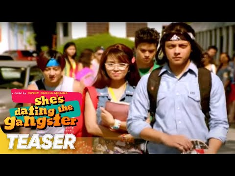 She's Dating The Gangster Teaser (This is a story of love) | 'She's Dating The Gangster'