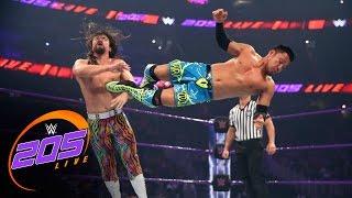 Nonton Akira Tozawa vs. The Brian Kendrick: WWE 205 Live, April 4, 2017 Film Subtitle Indonesia Streaming Movie Download