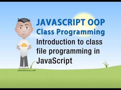 oop - Lesson Code: http://www.developphp.com/view.php?tid=1331 Introduction to creating class based code in JavaScript, also known as OOP(Object Oriented Programmi...