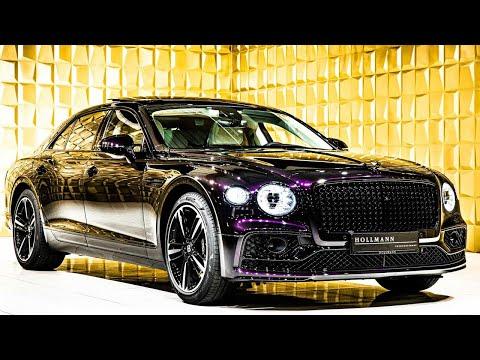 Bentley Flying Spur W12 FIRST EDITION (Color: Damson) [Walkaround] | 4k Video
