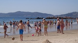 Vigo Spain  city pictures gallery : Samil beach - Vigo, Spain