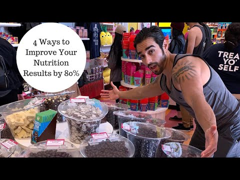 8 Keys to Setting Up Your Nutrition Program Part 2