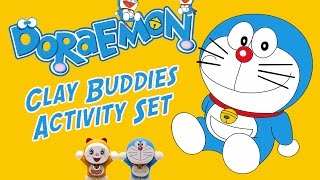 Hi Everyone, we saw this Doraemon Clay Buddies Activity Set and thought it would be fun to make! It comes with its own plasticene but the same can be done wi...