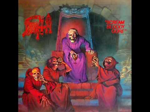 Tekst piosenki Death - Denial Of Life po polsku