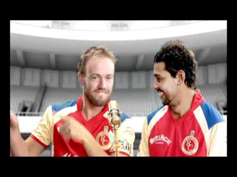 Dilshan & Team RCB cycling in the roads of Bangalore