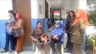 Laporan Wartawan Tribun Medan / Nikson Sihombing TRIBUN-MEDAN.com,MEDAN - Raut wajah riang gembira dan tertawa...
