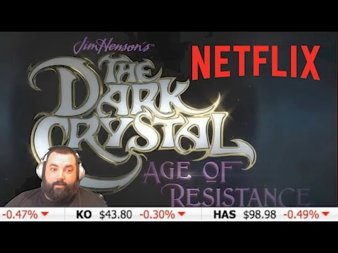 THE DARK CRYSTAL SERIES IS COMING TO NETFLIX! ~Investor XP~
