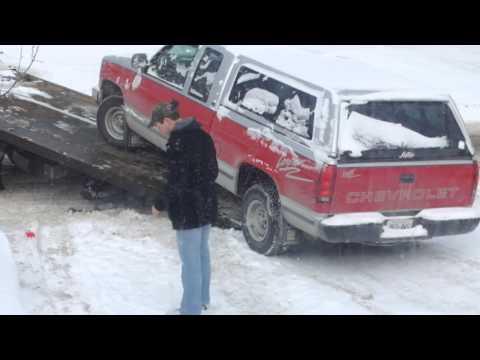 Spenny Truck