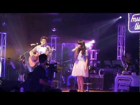 2012/06/17 糖兄妹 – Pretty Boy (原唱M2M) @ Neway Music Live