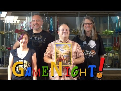 Helios - GameNight! Se2 Ep 34