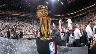 2013 NBA Finals Series Recap: Spurs vs Heat