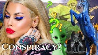 Video *Conspiracy Blucifer the veiny horse is low key demonic-MurderMystery&Makeup GRWM | Bailey Sarian MP3, 3GP, MP4, WEBM, AVI, FLV April 2019