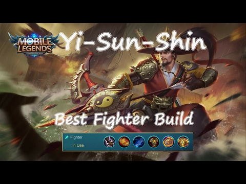 Best Build For Yi
