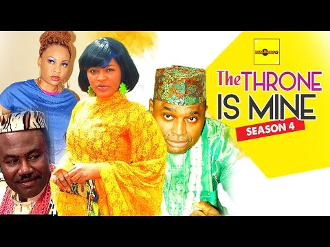 The Throne Is Mine 4 - Nigerian Nollywood Movies
