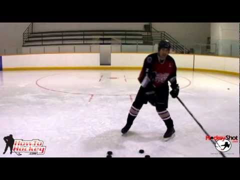 3 Easy ways to Improve Your Shot Power – How To Hockey
