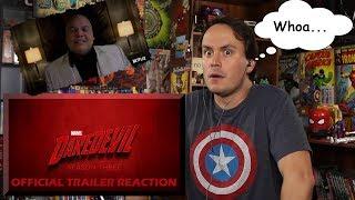 Marvel's Daredevil: Season 3 Netflix - Official Trailer REACTION