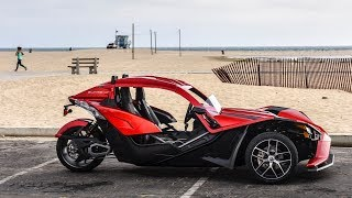 8. 2018 Polaris Slingshot Specs and Price