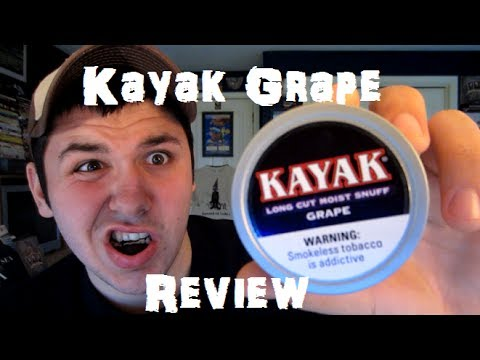 Kayak - Smokeless Tobacco - Reviews on RateItAll