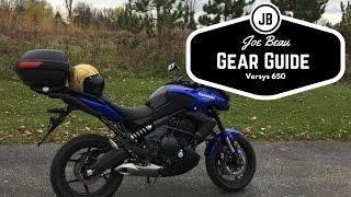 6. Kawasaki Versys 650 Review and Gear Guide