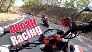 8. Ducati Hypermotard 821 vs Panigale 899