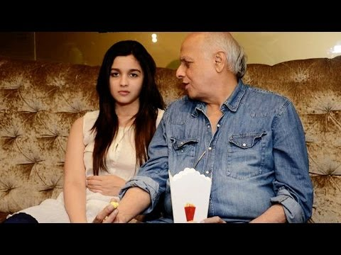 Alia Bhatt's Singing Is Surprise For Me : Mahesh B
