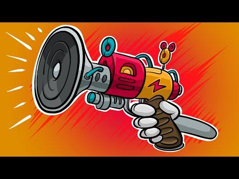 DUBSTEP GUN (Garry's Mod Trouble in Terrorist Town)