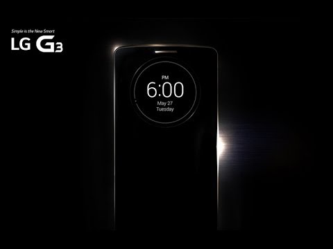 Teaser LG G3
