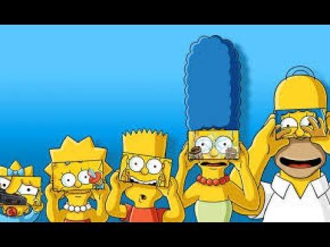 Os Simpsons AO VIVO