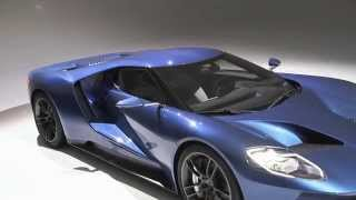 2017 Ford GT - New 600 Horsepower Supercar!