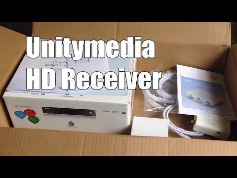 Unitymedia HD Receiver Test und Review