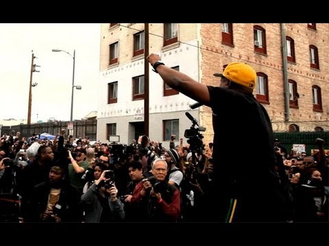 Public Enemy ft Brother Ali – Get Up Stand Up