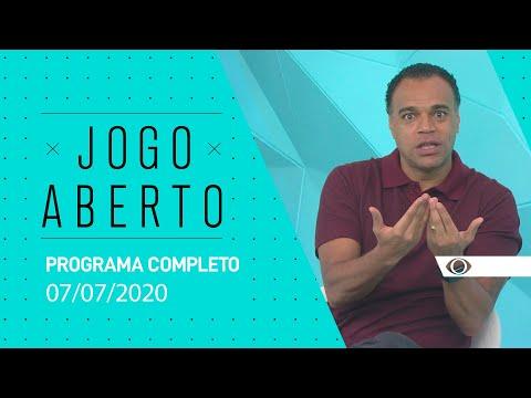 JOGO ABERTO - 07/07/2020 - PROGRAMA COMPLETO