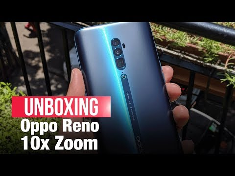 Oppo Reno Does 10x Zoom & 60x Digital With Periscope Lens | Unboxing, Comparison w/ OnePlus 7 Pro