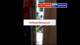 Sock quay lén tên biến thái thủ dâm ngoài đường ở Hà Nội chạy NouvoLX